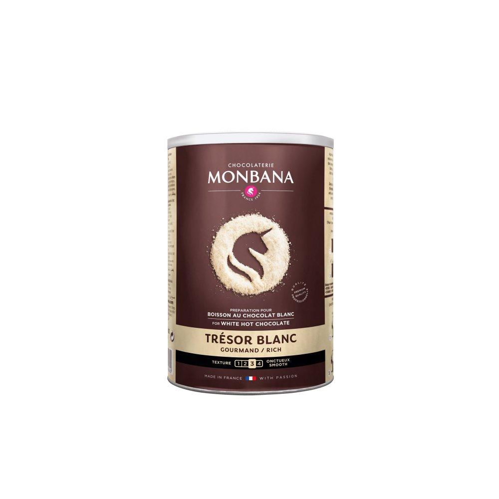 Σοκολάτα Λευκή Monbana
