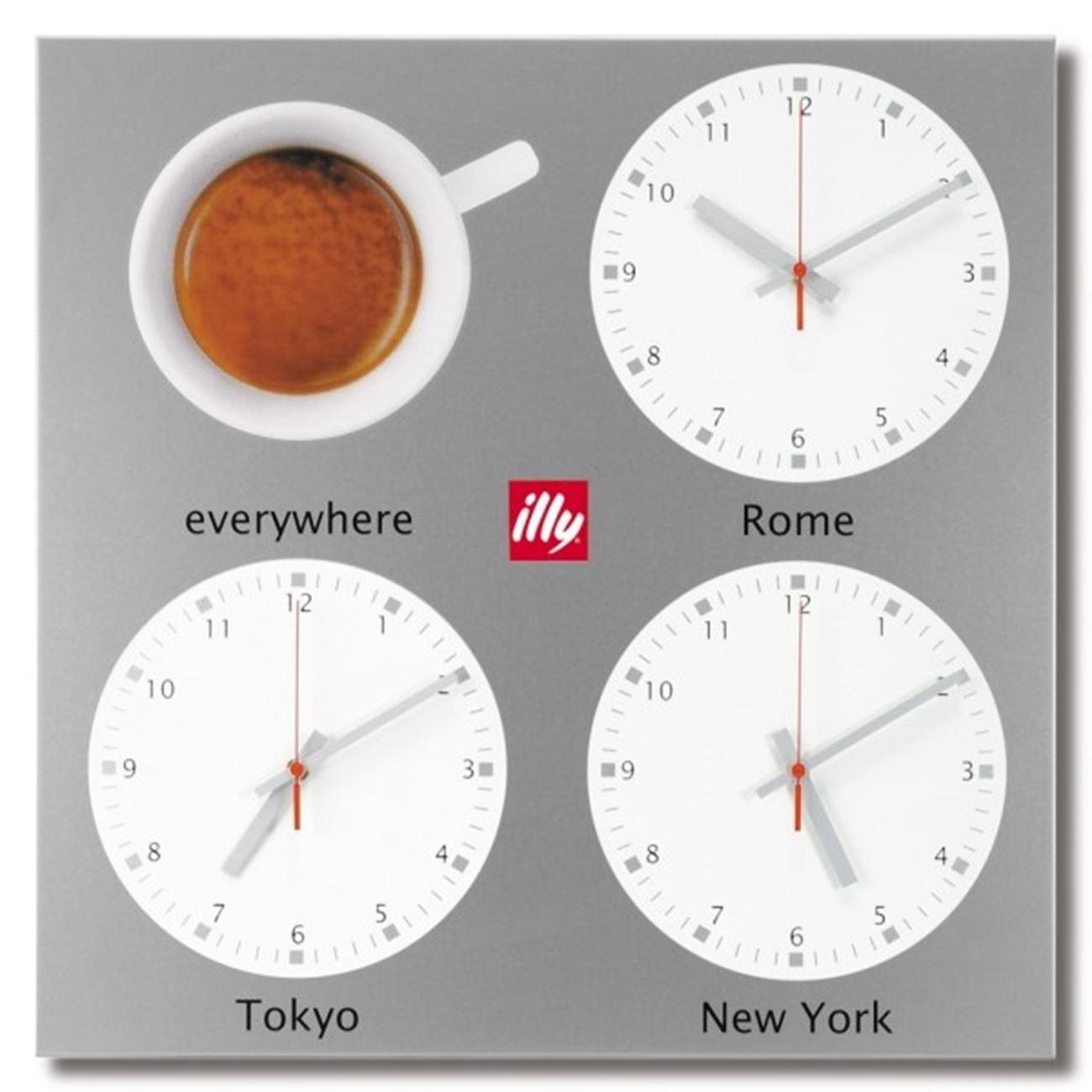 Ρολόι time world