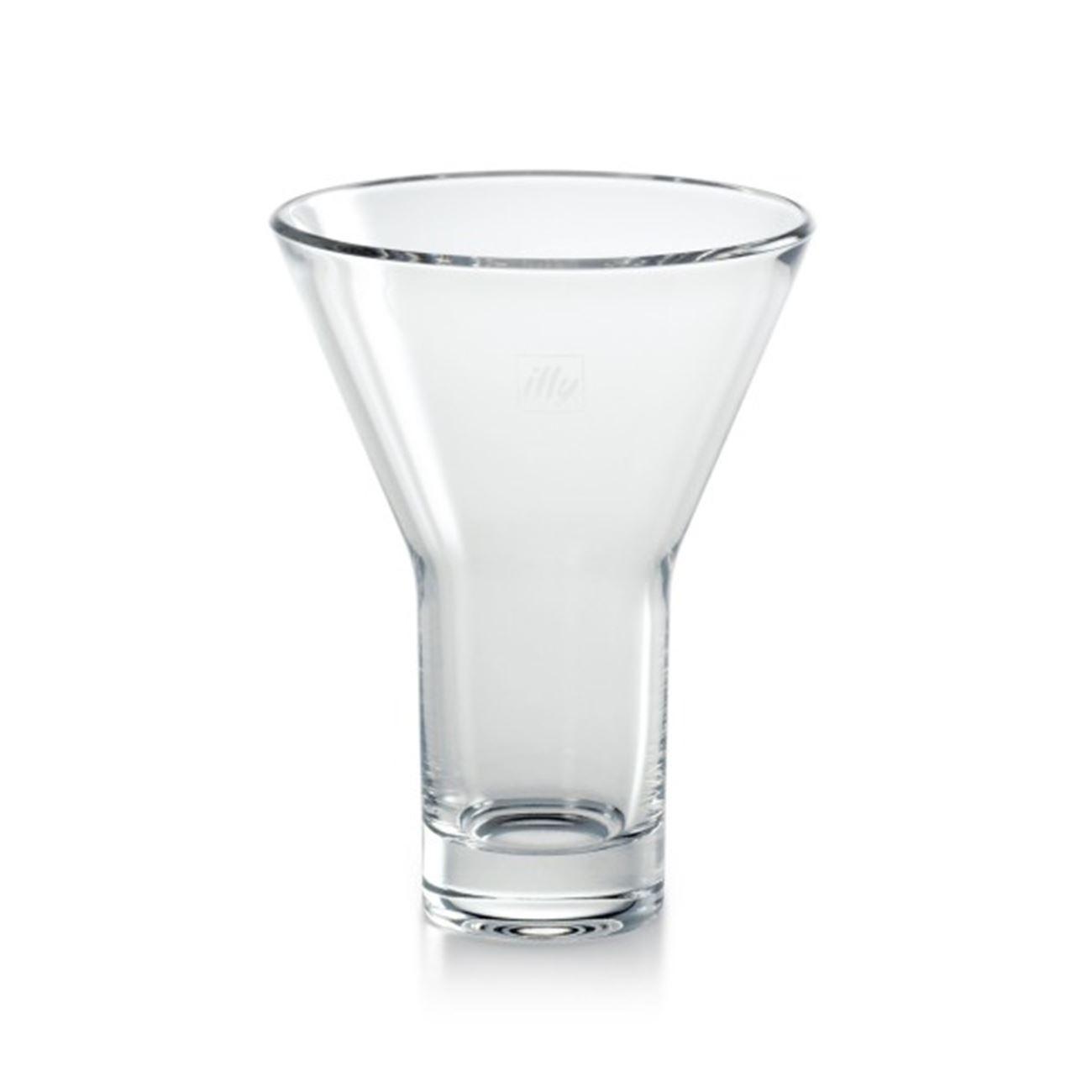 illy Freddo Espresso glasses