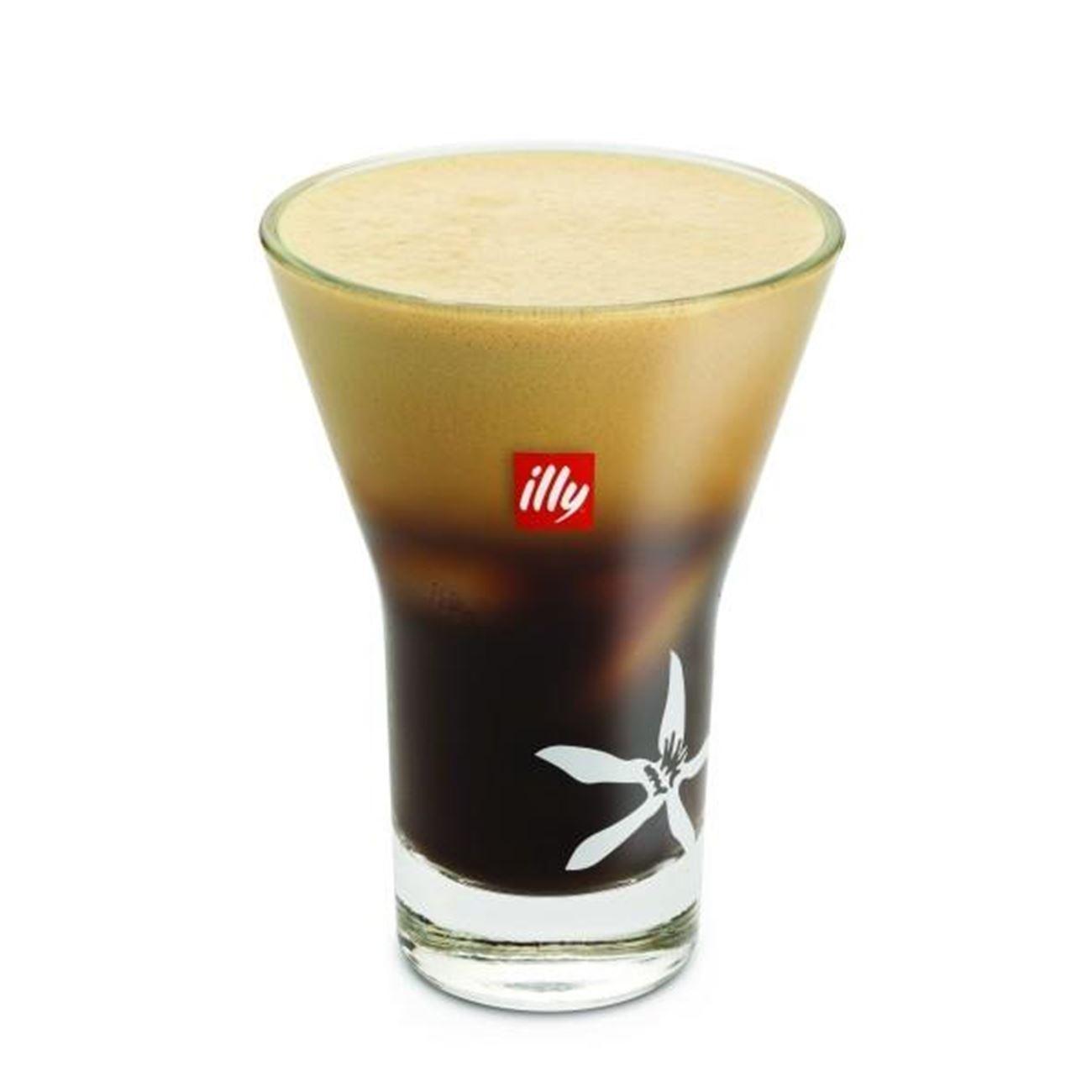 ΠΟΤΗΡΙ illy FREDDO espresso 27cl 2010