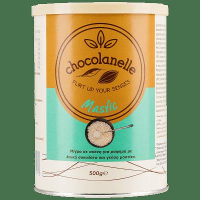 Σοκολάτα Λευκή Chocolanelle Μαστίχα