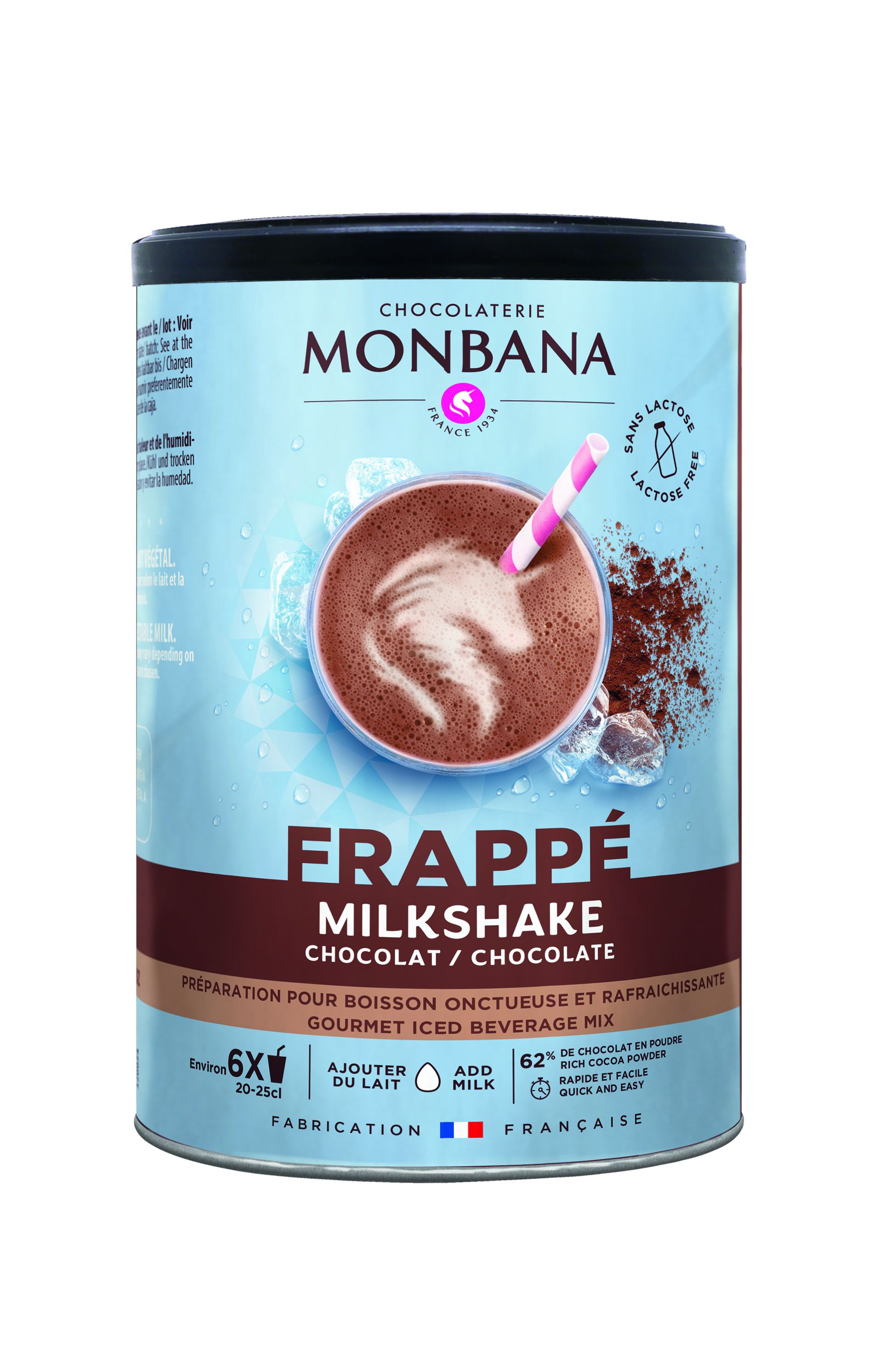 Milkshake Monbana Σοκολάτα