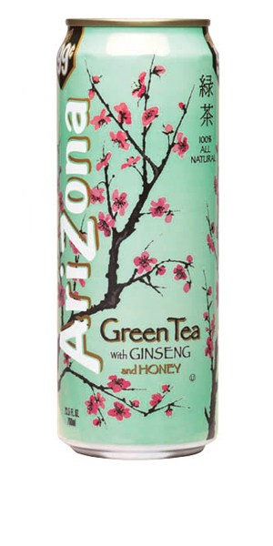 Τσάι Arizona Ginseng